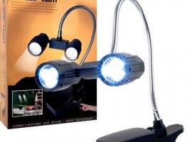 Adjustable LED BBQ Grill Light