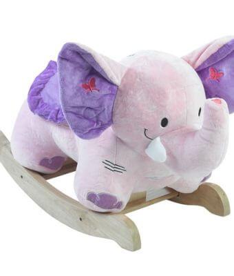 bella-pink-elephant-baby-rocker