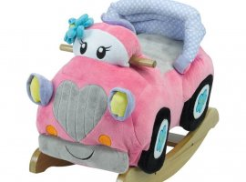 Carli Convertible Car Rocker (Premium Vehicles)