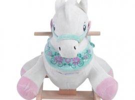 Carousel Horse Baby Rocker