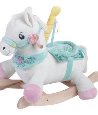 carousel-horse-baby-rocker