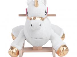 Critters Angel the Unicorn Rocker - New!