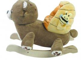 Critters Honey Bear Chair Rocker - New!