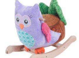 Critters Owlita Owl Rocker