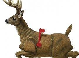 River's Edge Deer Mailbox 057