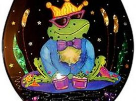 Frog Prince Toilet Seat - Standard