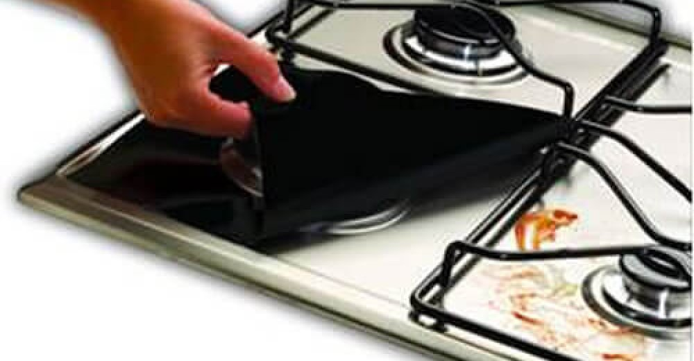 gas-range-protector-black