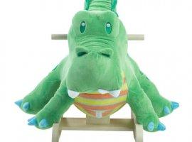Kyle Crocodile Baby Rocker