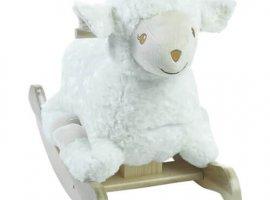 Lambkin Lamb Baby Rocker