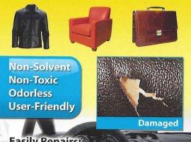 Liquid Leather No Heat Leather/Vinyl Repair Kit