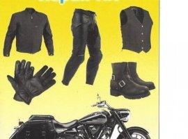 Liquid Leather No Heat Black Motorcycle Leather & Vinyl Repair Kit