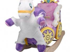 Princess Carriage Baby Rocker