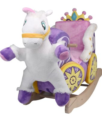 princess-carriage-baby-rocker