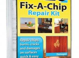 Quick 20 Minute Cure No Heat Fix-A-Chip Repair Kit