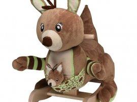 Roo Roo the Kangaroo Baby Rocker
