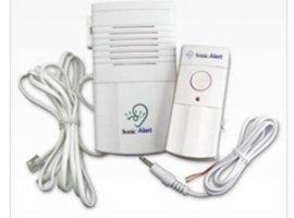 Sonic Alert DB200 Deluxe Wireless Doorbell, Telephone Signaler