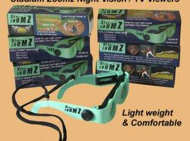 Stadium Zooms Night: Binocular glasses (Free Shipping Today!)