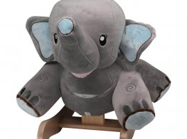 Stomp the Elephant Baby Rocker